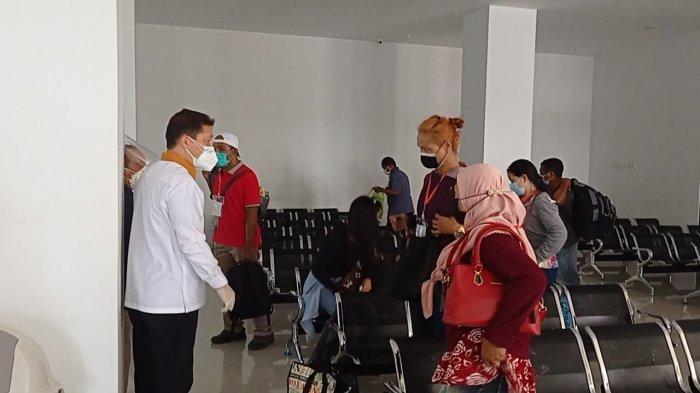 WNI dari Malaysia Dipulangkan ke Tanah Air, BP2MI Nunukan Sebut Kebijakan Negara Tetangga