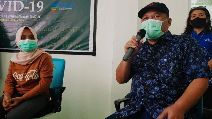 Perketat Aturan, Sebelum Keluar Tenaga Kesehatan RSUD Bontang Wajib Mandi di Rumah Sakit