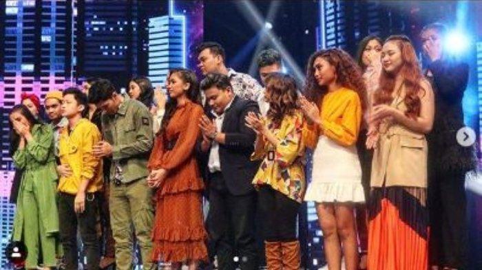Daftar 18 Finalis Indonesian Idol Lolos Final Showcase, Voting Tertinggi Ziva Banjir Pujian Juri