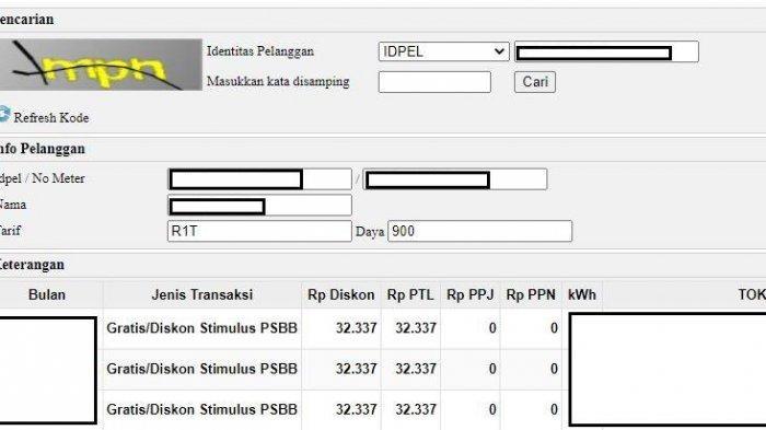 Ada Perubahan! Login stimulus.pln.co.id, Ini Cara Mendapatkan Token Listrik Gratis Sampai Maret 2021