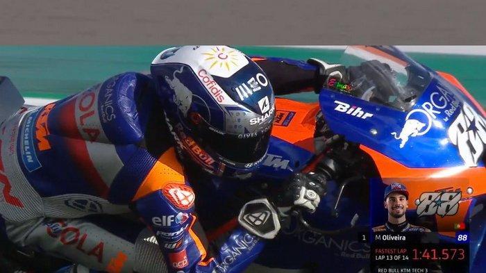 LENGKAP Hasil KualifikasiMotoGP 2020 Hari Ini,Pole Position MotoGP? Streaming MotoGP Live Trans7