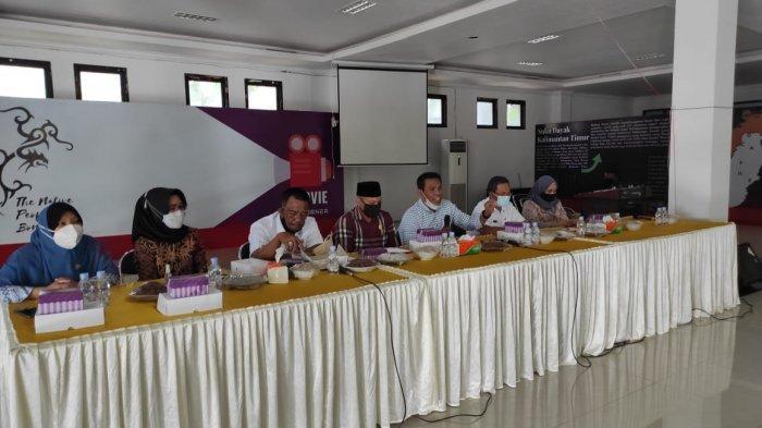 Dianggap Simbol Budaya Kalimantan Timur, Komisi IV DPRD Kaltim Sambangi Museum Mulawarman di Kukar