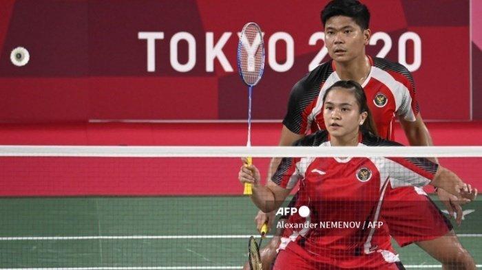 BERLANGSUNG Badminton Olimpiade Tokyo Live TVRI dan Streaming, Ada Laga Penentuan Praveen/Melati