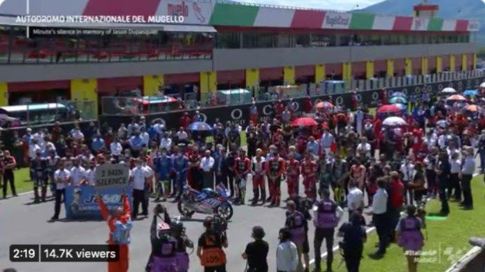 BERLANGSUNG Live Streaming MotoGP Italia 2021, Link Trans 7, Usee TV, Fox Sports di Vidio.com