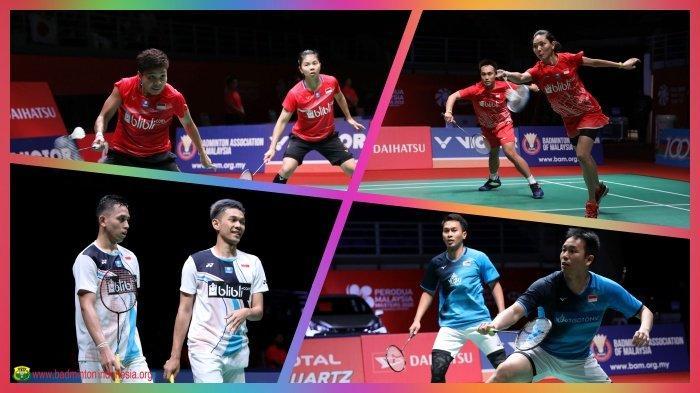 BERLANGSUNG Live Streaming Semifinal Malaysia Masters 2020 Tonton di TVRI, Ada The Daddies, Fajri