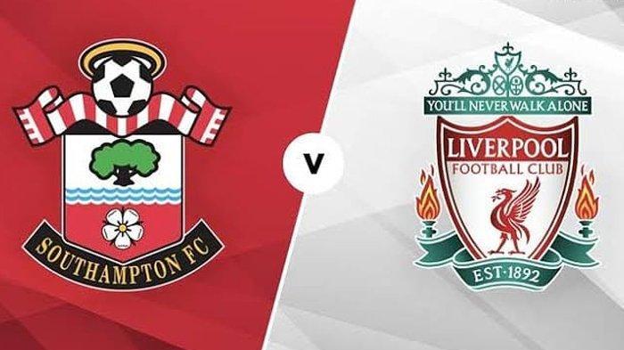 BERLANGSUNG Live Streaming Southampton vs Liverpool, Skor Masih 0-0 -  Tribun Kaltim