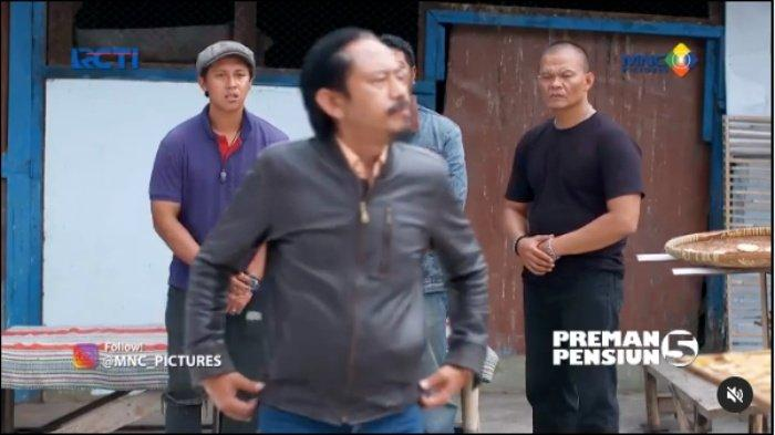 BERLANGSUNG Preman Pensiun 5 Eps 11 Mei 2021, Duel Kang Darman & Bos Bubun, Siapa Kuasai Terminal?