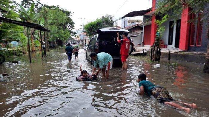 Banjir Masih Menggenang, BMKG Samarinda Sebut Ada Gangguan Siklus