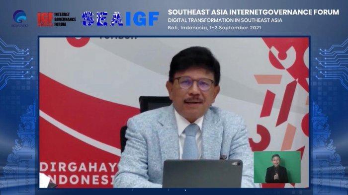 Hadapi Serangan Siber, Menkominfo Gelar Forum Tata Kelola Internet Asia Tenggara