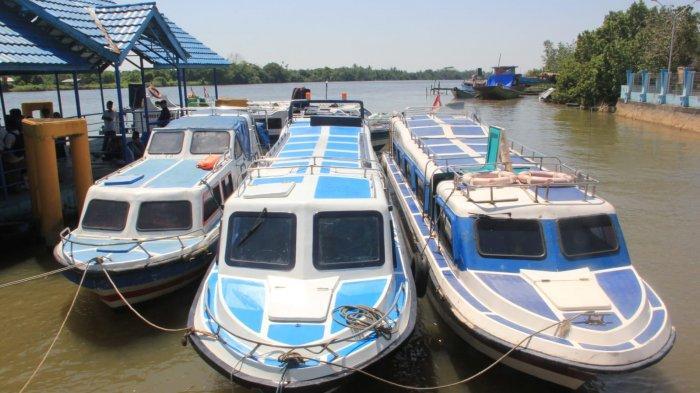 BREAKING NEWS Speedboat Reguler di Kaltara Beroperasi Kembali Mulai 7 Januari 2020