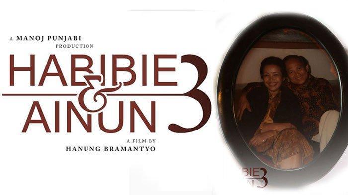 BJ Habibie Sudah Tonton Trailer Film Habibie & Ainun 3, Manoj Punjabi: Beliau Sangat Happy