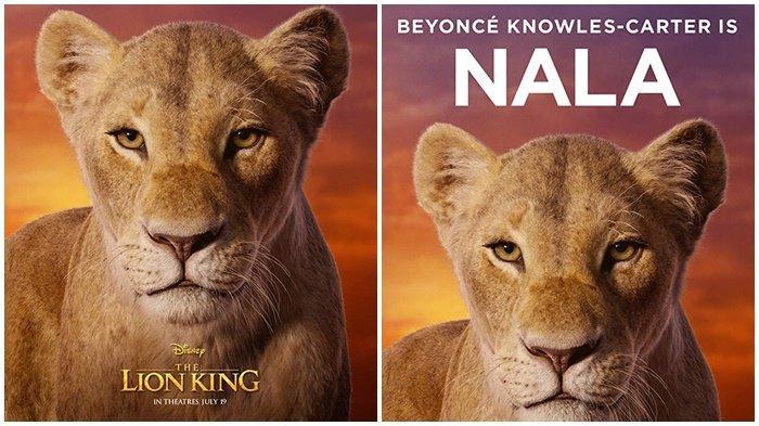 Trailer & Sinopsis The Lion King, Tayang Pertengahan Juli, Beyonce Isi Suara Nala