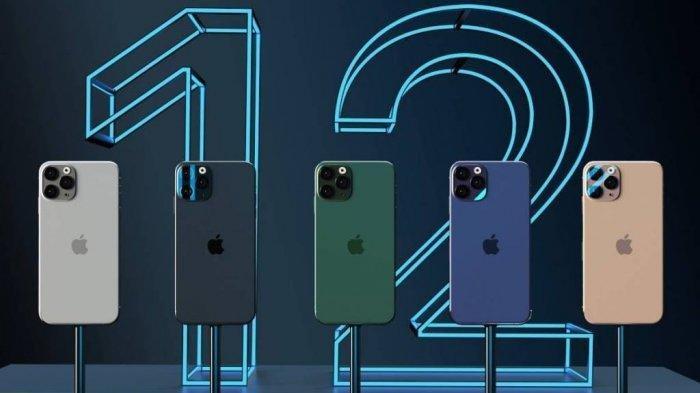 UPDATE Harga HP iPhone Terbaru Januari 2021, Lengkap dengan Spesifikasi Ponsel iPhone 12