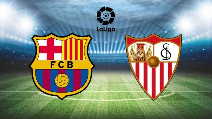 JADWAL LENGKAP Link Live Streaming beIN Sports, BIG MATCH La Liga Spanyol: Barcelona vs Sevilla