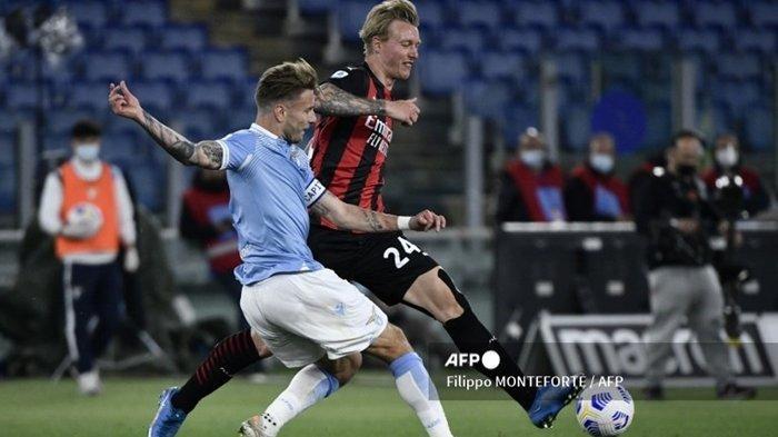 Jadwal Liga Italia Malam Ini, Big Match AC Milan vs Lazio, Live Streaming RCTI dan Bein Sports 2