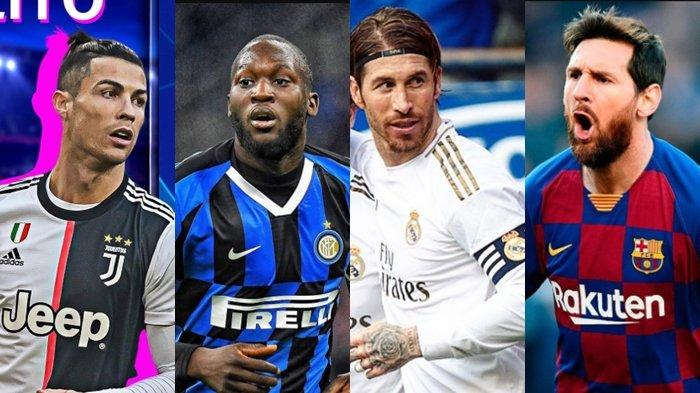 Jadwal Big Match Liga Italia Juventus vs Inter Milan dan Liga Spanyol Real Madrid vs Barcelona