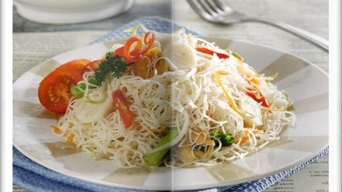 Cara Bikin Bihun Goreng Ebi Super Enak, Menu Pelengkap Makan Siang yang Simpel di Akhir Pekan