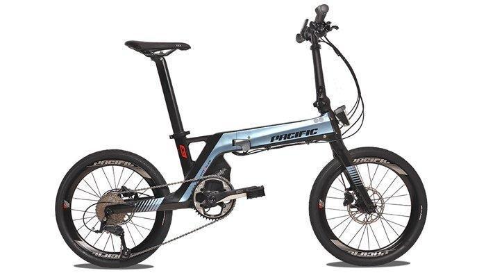 Inilah Deretan Harga-harga Sepeda Lipat Merek Pacifik dan Brompton, Ada Tipe E-Bike Rp 35.000.000