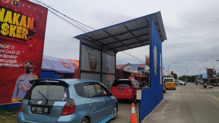 Jadwal Bilik Disinfektan Pemkab PPU Dioperasikan di Pelabuhan Penajam, Perintah Bupati AGM