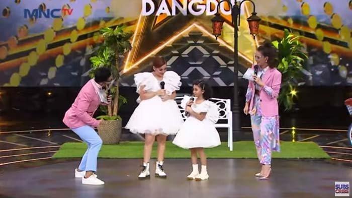 Penampilan Bilqis Jadi Trending YouTube, Ayu Ting Ting Sebut Tak Pernah Ajari Anaknya Menyanyi