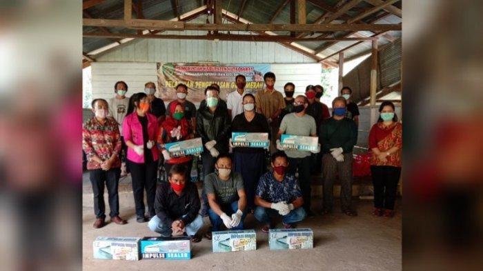 Disdagkop dan UKM Selenggarakan Pelatihan Pengemasan Gula Merah