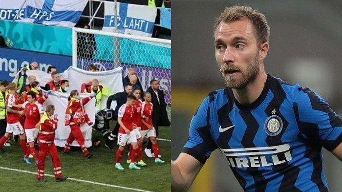 Kabar Terbaru Eriksen Bisa Bermain Lagi di Inter Milan, Ada Syarat Liga Italia yang Harus Dipenuhi