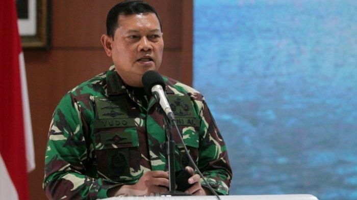 Jadi Calon Kuat Panglima TNI, Ini Reaksi KSAL Laksamana Yudo Margono: Kalau Tidak Siap, Nyebur Laut