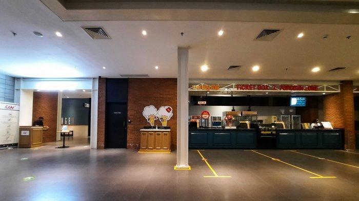 Mulai Kamis (16/9/2021), bioskop kembali dibuka. Tak terkecuali CGV di Plaza Mulia Samarinda, Kaltim.