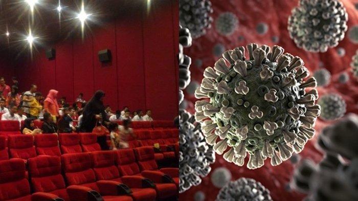 UPDATE Virus Corona di Balikpapan, Penularan Covid-19 Turun, Satgas Pertimbangkan Pembukaan Bioskop