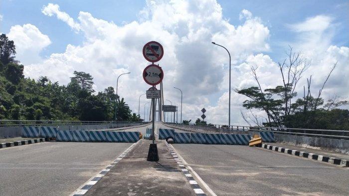 Kadis PUPR Samarinda Bantah Isu Adanya Warga yang Bisa Masuk ke Jembatan Mahkota II