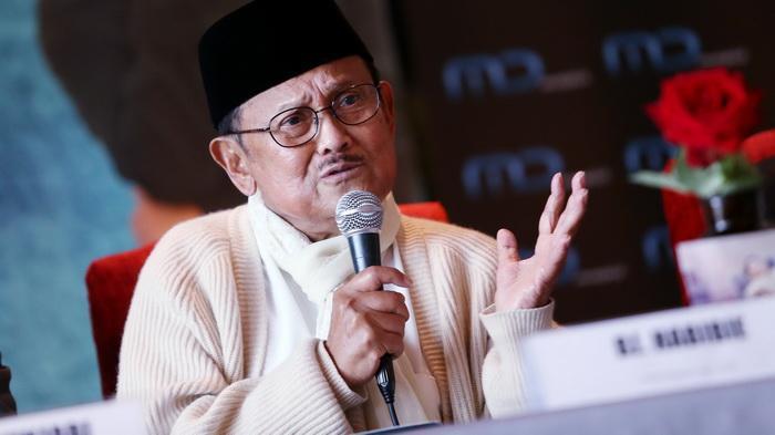 Kabar BJ Habibie Meninggal Dipastikan Hoaks, Sekretaris Pribadi Ungkap Kondisi Terbaru