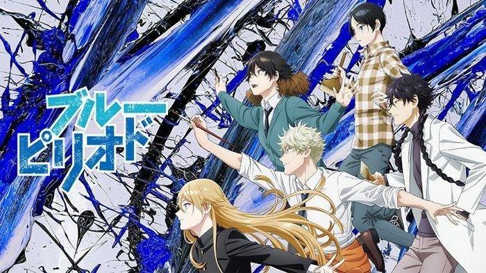 Anime Blue Period Tayang Setiap Sabtu di Netflix, Berikut Sinopsisnya