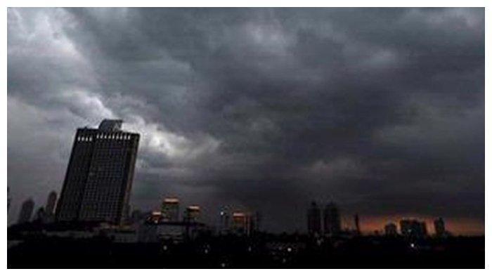 BMKG Keluarkan Peringatan Dini Cuaca Ekstrem 1 Sampai 2 Januari 2020, Jabodetabek Wajib Waspada