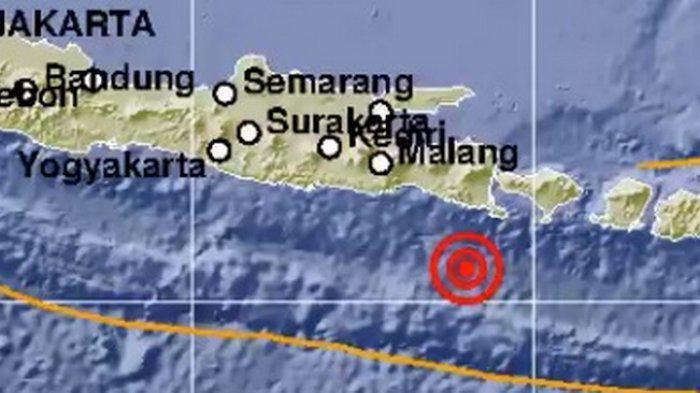TERJAWAB! Info BMKG Soal Gempa Hari Ini Guncang Jembarana Bali, Terasa di Jember hingga Banyuwangi