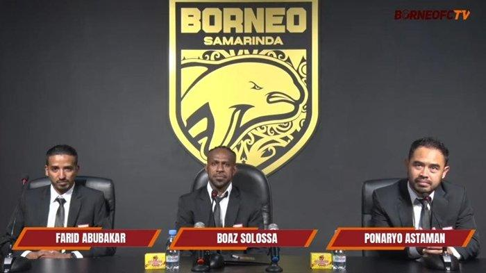 Misi Ambisius Boaz Solossa Bersama Borneo FC, Sebut Siap Berikan yang Terbaik