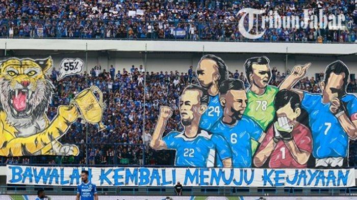Terungkap Bobotoh Bukan Sebab Ezechiel NDouassel Tinggalkan Persib Bandung Menuju Bhayangkara FC