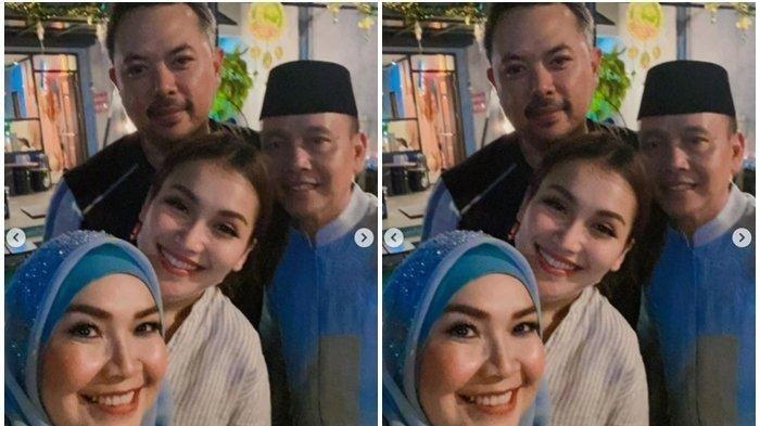Boby bersama Ayu Ting Ting, Umi Kalsum dan Abdul Rozak