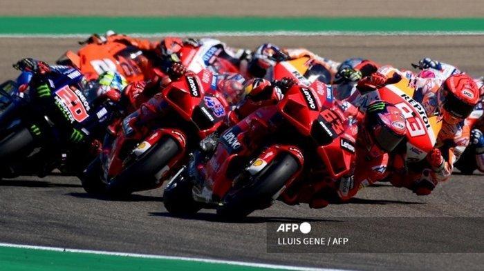 Klasemen & Hasil MotoGP Aragon 2021: Bagnaia Tercepat, Posisi Fabio Quartararo Rawan Digusur