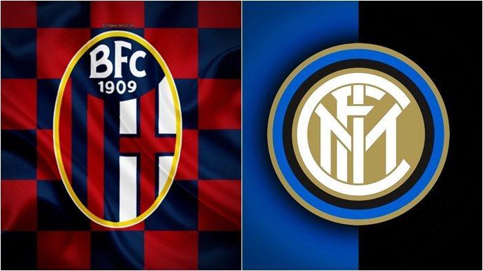Link Live Streaming TV Online Liga Italia Bologna vs Inter Milan Tonton di Hp via vidio.com