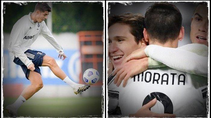 Bomber Juventus Positif Terjangkit Virus, Tak Bisa Hilang Seumur Hidup, Bukan Cristiano Ronaldo