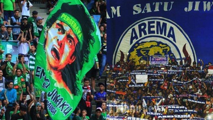 Jadwal Lengkap Liga 1 2020, Persebaya dan Arema FC Kompak Hadapi Big Match Lawan Persija dan Persib