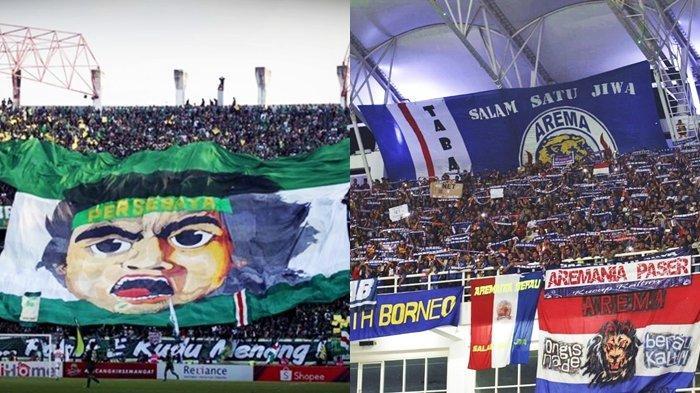 Terungkap Aremania dan Bonek Bikin Persebaya dan Arema FC Berpisah di Piala Gubernur Jatim