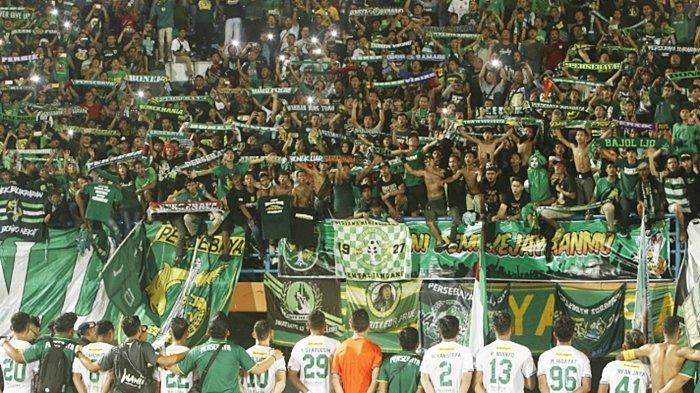 Arema FC vs Persebaya, Berikut Pesan Bonek di Laga Derby Jatim