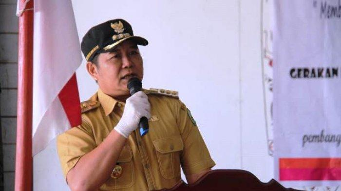Rakor Wadah Evaluasi Pencapaian Kinerja, Pemkab Mahulu Gelar Rakor Pemerintahan Kampung