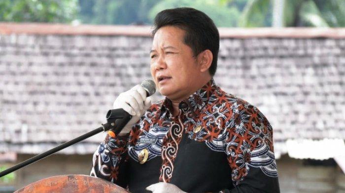Gelar Bakti Kesehatan Jelang HUT Bhayangkara, Bupati Ingatkan Warga Waspadai Covid-19