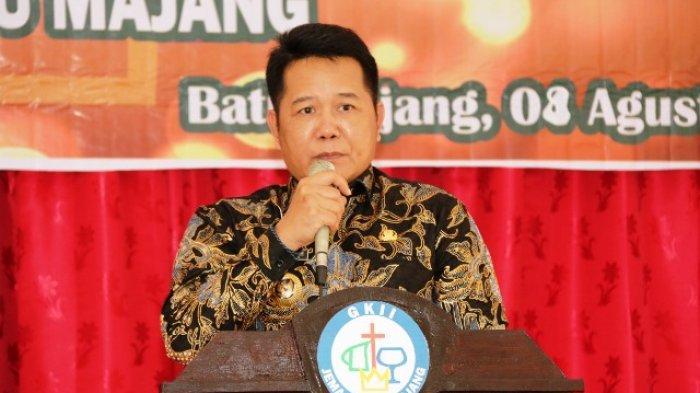 Pintu Masuk Mahulu Dijaga Ketat Bersama TNI-Polri, Bupati Apresiasi Masyarakat Taati Aturan
