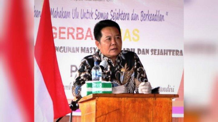 Bupati Bonifasisus Buka Rakor Pengelolaan Keuangan Kampung di Long Pahangai