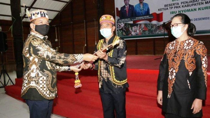 Pamit Usai 71 Hari Jadi Pjs Bupati, Gede Yusa Bersyukur Tugas di Mahulu, Sebut Masyarakatnya Ramah