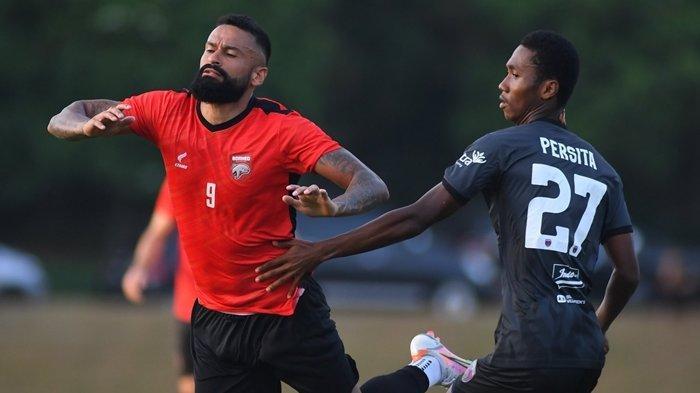 Update Liga 1, Lini Depan Borneo FC Jadi Sorotan Jelang Uji Coba Terakhir Lawan Barito Putera