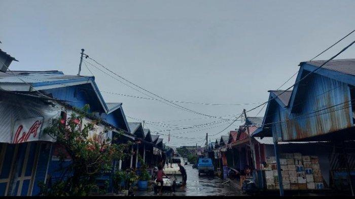 Prakiraan Cuaca Senin 13 September, Bontang Kembali Diguyur Hujan Sejak Pagi